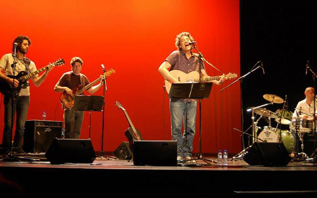 Fito Luri en concert, dissabte al Teatre Bartrina
